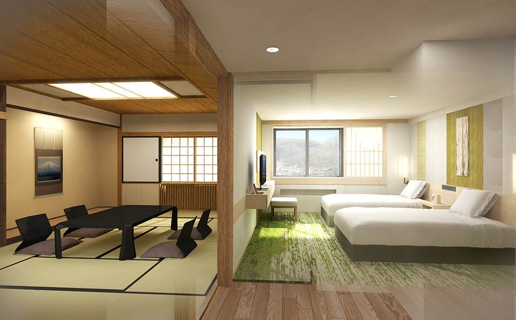 Japanese/Western – South Building (Premium Suite)